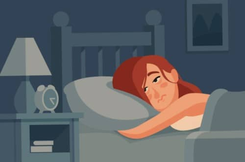 โรคนอนไม่หลับ (Insomnia)