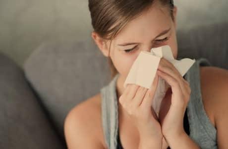 ไข้หวัด (Common Cold) : อาการ สาเหตุ การรักษา