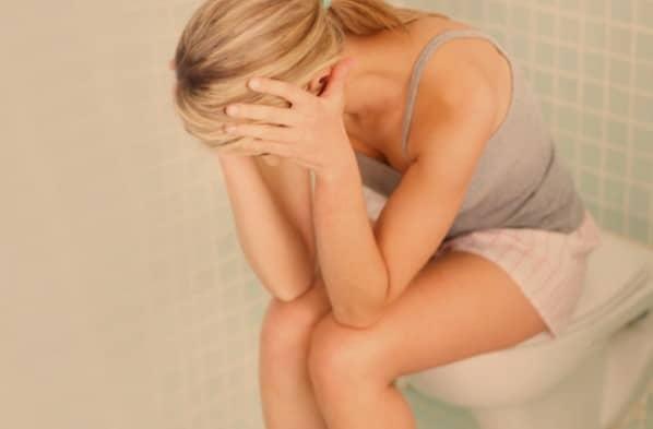 อาการตกขาว (vaginal discharge)