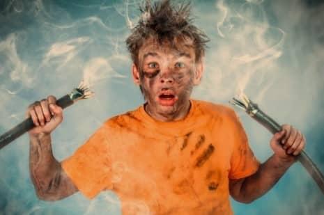 ไฟฟ้าซ็อต (Electric Shock) : อาการ สาเหตุ การรักษา