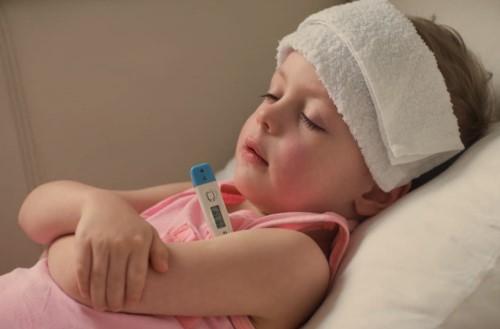 ไข้ (Fever) : อาการ สาเหตุ การรักษา