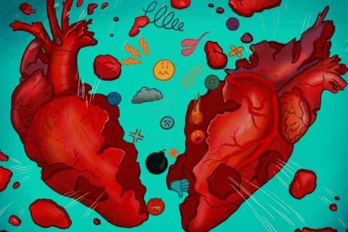 โรคหัวใจสลาย (Broken Heart Syndrome) : อาการ สาเหตุ การรักษา